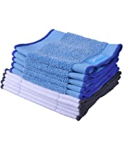 Pro-Clean Mopping Cloths for Braava Floor Mopping Robot 380 380T VACFIT Microfiber 15-Pack