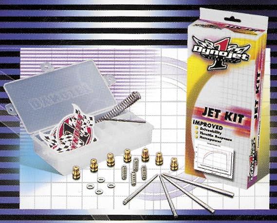 Amazon Com Dynojet Jet Kit 2 Banshee 87 05 Yamaha Banshee 87 05
