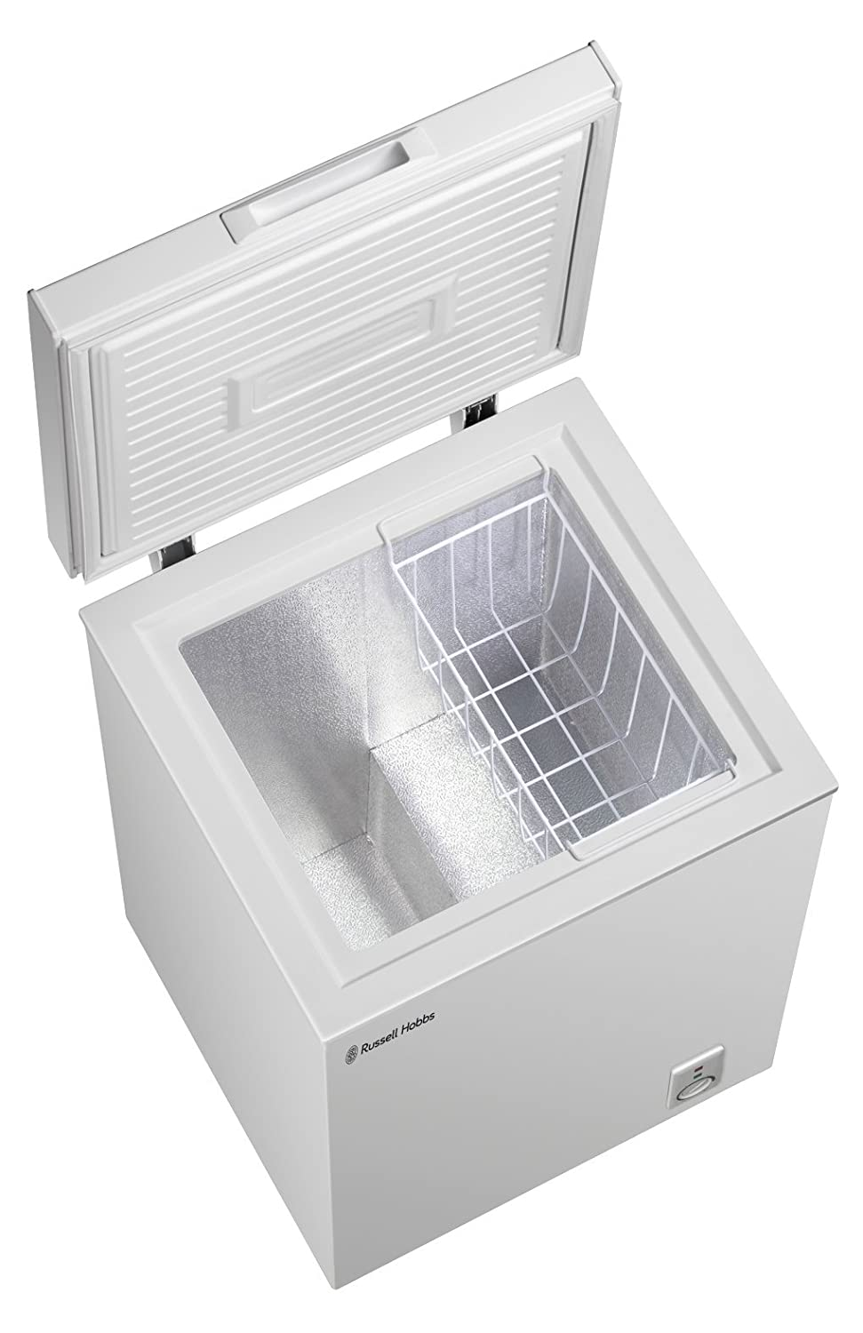 Russell Hobbs RHCF103-MD Chest Freezer, White [Energy Class A+]