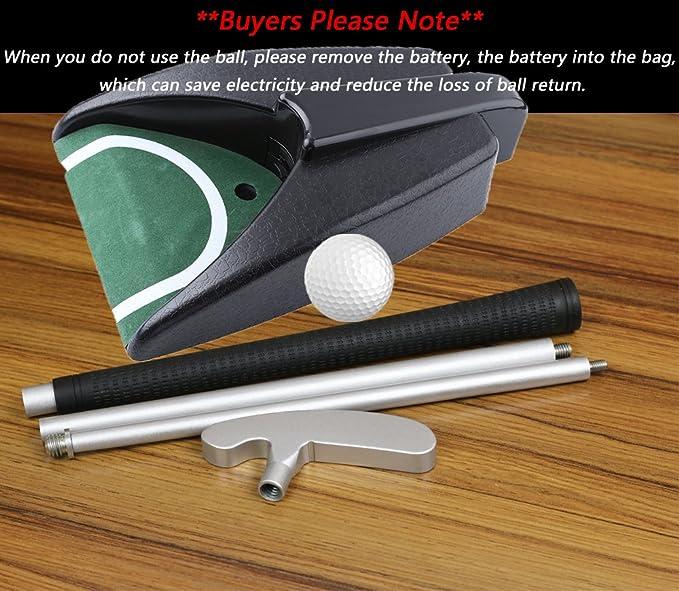 leagy portátil Golf Putter práctica poniendo Set de viaje ...