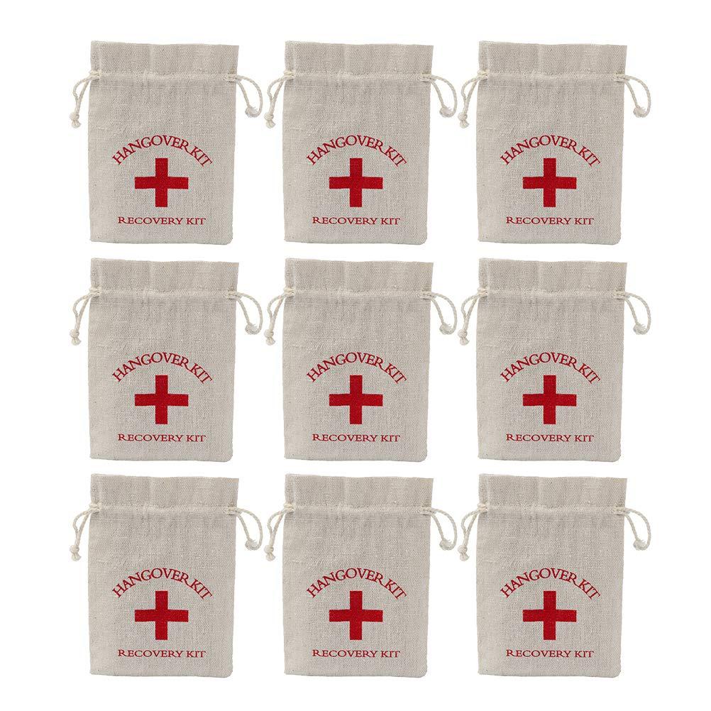 LIOOBO Croix-Rouge Sacs /À Poche Bijoux Pochettes Favors Sacs De Bonbons Cadeau pour La F/ête danniversaire De Mariage De No/ël Paquet De 20