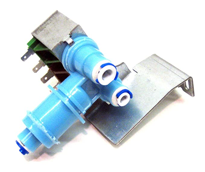 W10408179 Ice Maker Valve Water Inlet For Whirlpool Kenmore Refrigerator on