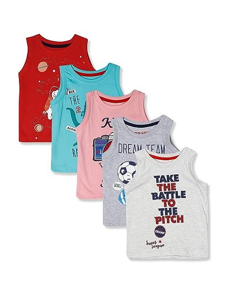 Baby-Boy's Regular fit T-Shirt