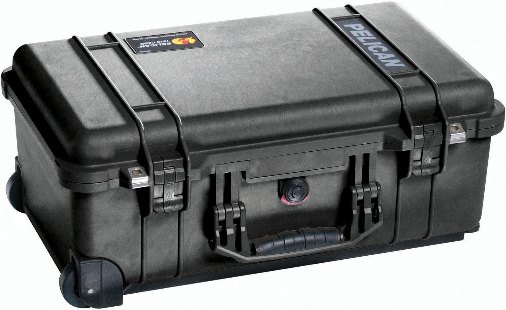 Pelican 1514 Carry On Watertight Case With Padded Dividers Black 8