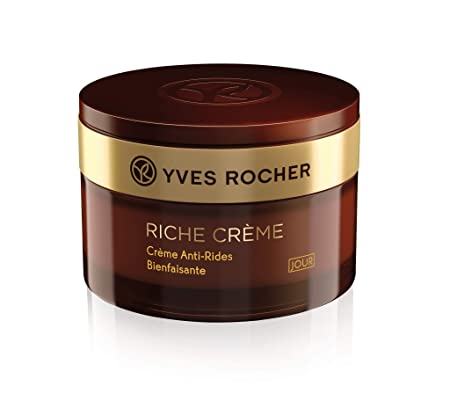 Yves Rocher Riche Creme Comforting Anti Wrinkle Cream 1.6 oz