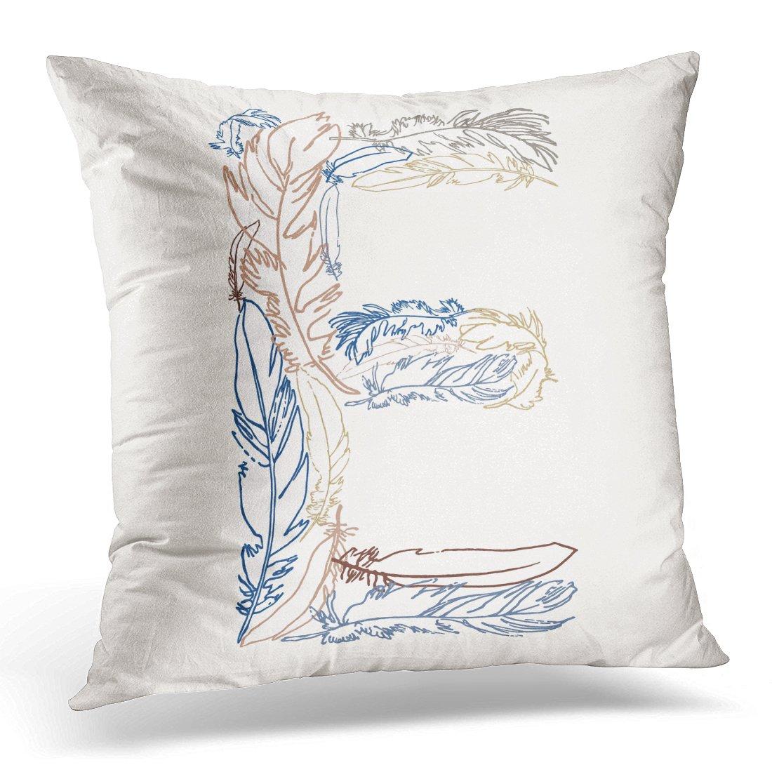 Amazon.com: Emvency Decorative Pillow Cover Wild Capital ...