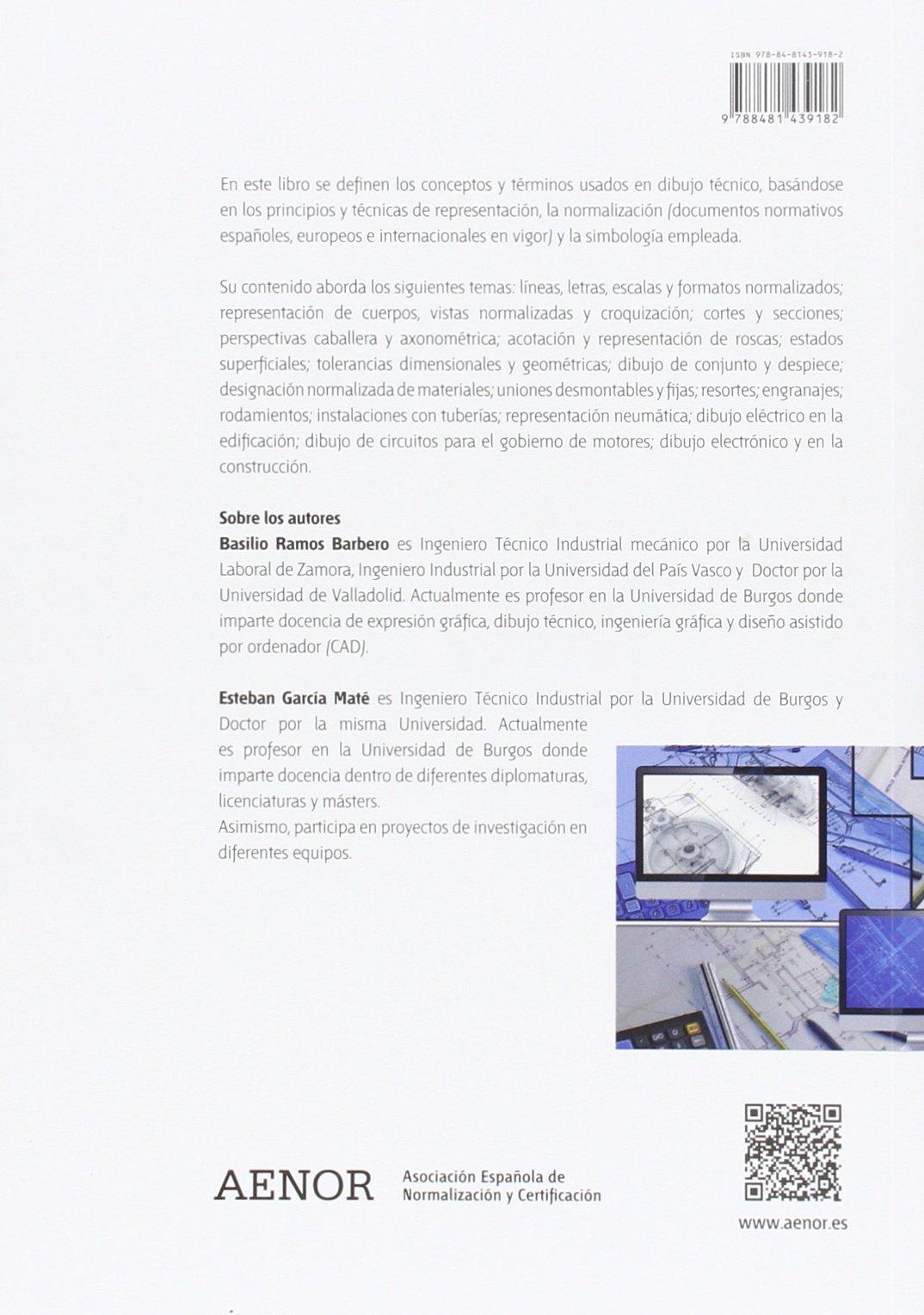 Dibujo tcnico Amazones Basilio Ramos Barbero Esteban Garca