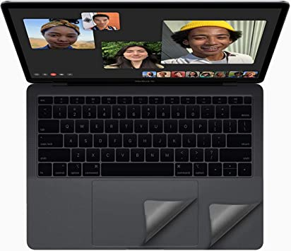 """UPPERCASE Skins /& Decals GhostCover Touch Premium Bar And Trackpad Protector 13/"""""""