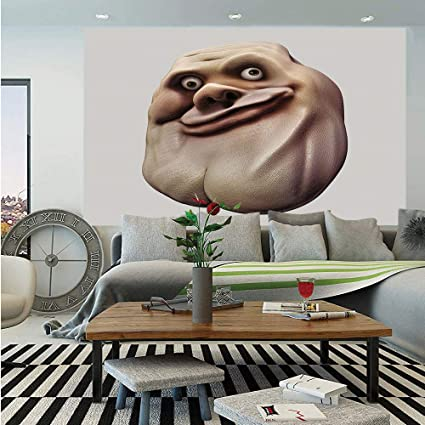 Amazon Com Sosung Humor Decor Huge Photo Wall Mural Awkward