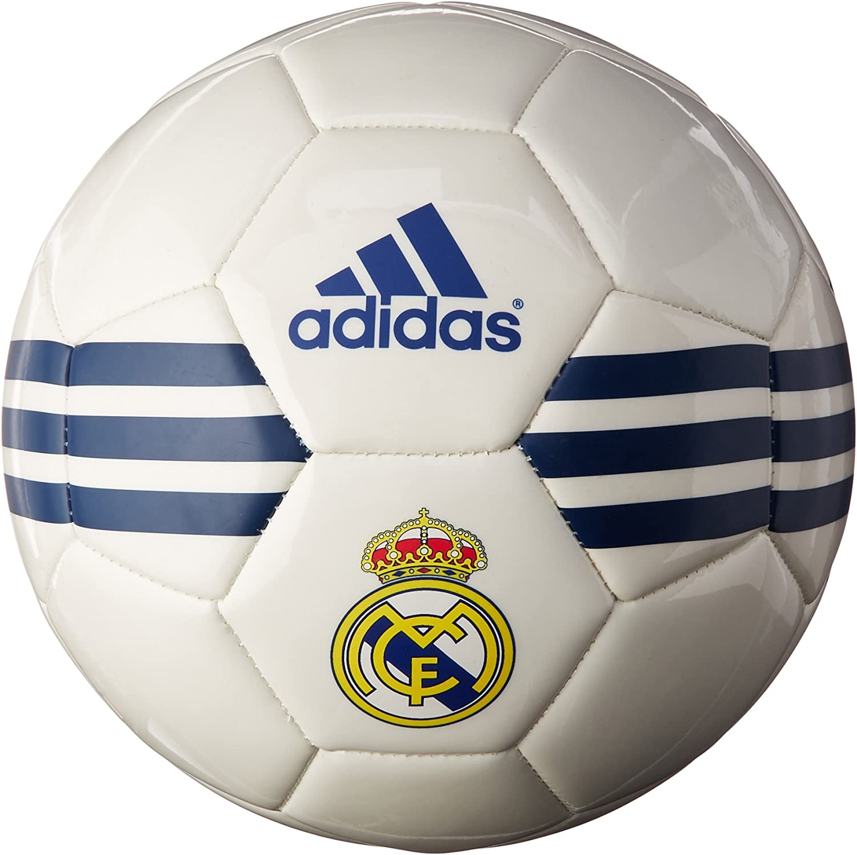 adidas Performance Real Madrid Fútbol Bola - Real Madrid Soccer ...