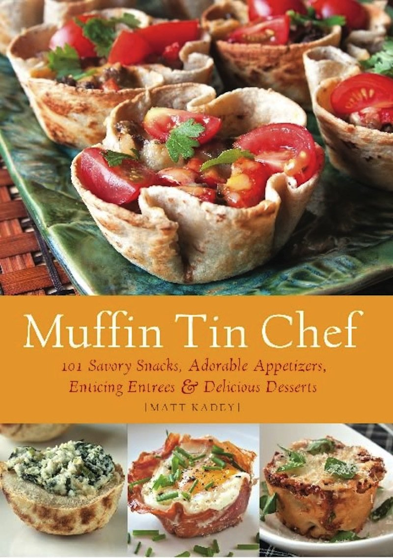 Muffin Tin Chef Appetizers Delicious product image