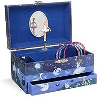 Jewelkeeper - Caja Musical de Almacenamiento de Joyas