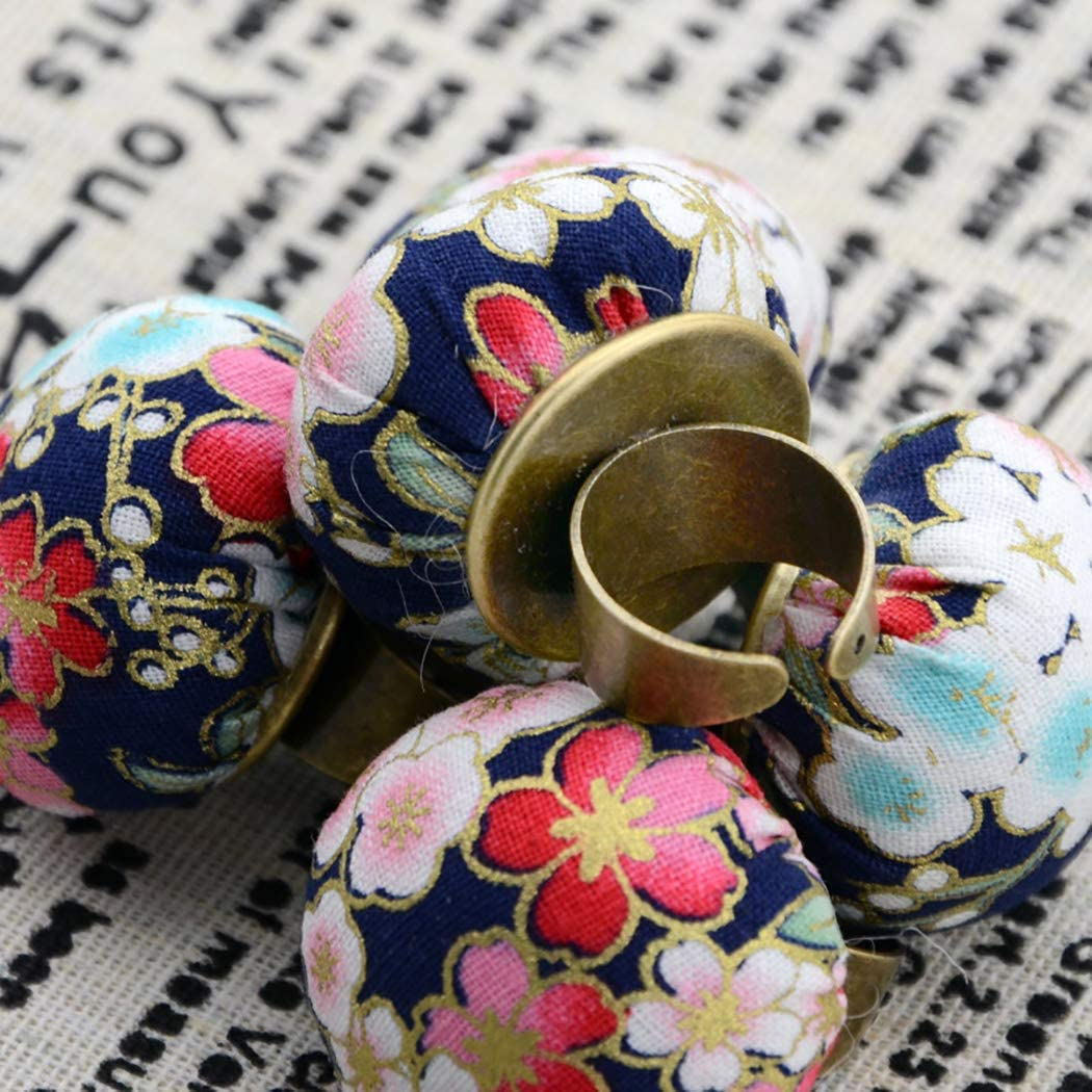 japan import Clover ring pin cushion  57-537