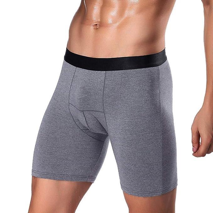 bf0eac7e613084 Celucke Männer Mode Bequem Sportunterwäsche Boxershorts Atmen Briefs  Unterwäsche Unterhosen Höschen