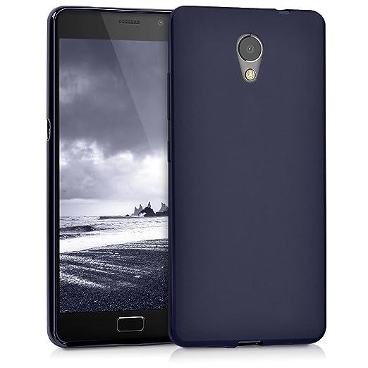 12 opinioni per kwmobile Cover per Lenovo P2- Custodia in silicone TPU- Back case protezione