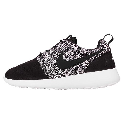 free shipping 9b00c 79000 Nike Men's Roshe One Winter, Black/Black-SAIL, 14 M US ...