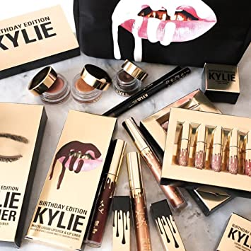 kylie cosmetics birthday collection Amazon.: Kylie Cosmetics   LIMITED EDITION BIRTHDAY COLLECTION  kylie cosmetics birthday collection