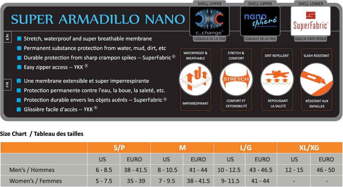 Hillsound Super Armadillo Nano Stretch Gaiter