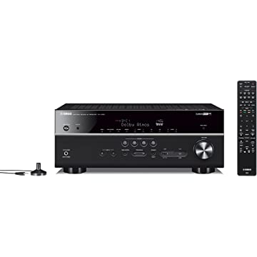 top selling RX-V685BL AVR