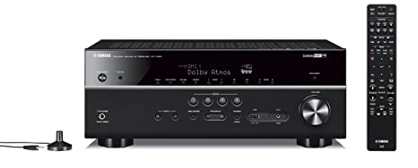 Yamaha RX-V685 7.2-Channel AV Receiver with MusicCast on