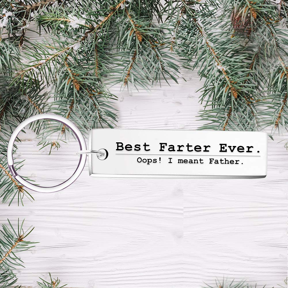 Best Farter Ever Funny Gift for Dad Grandpa Oops I Mean Father