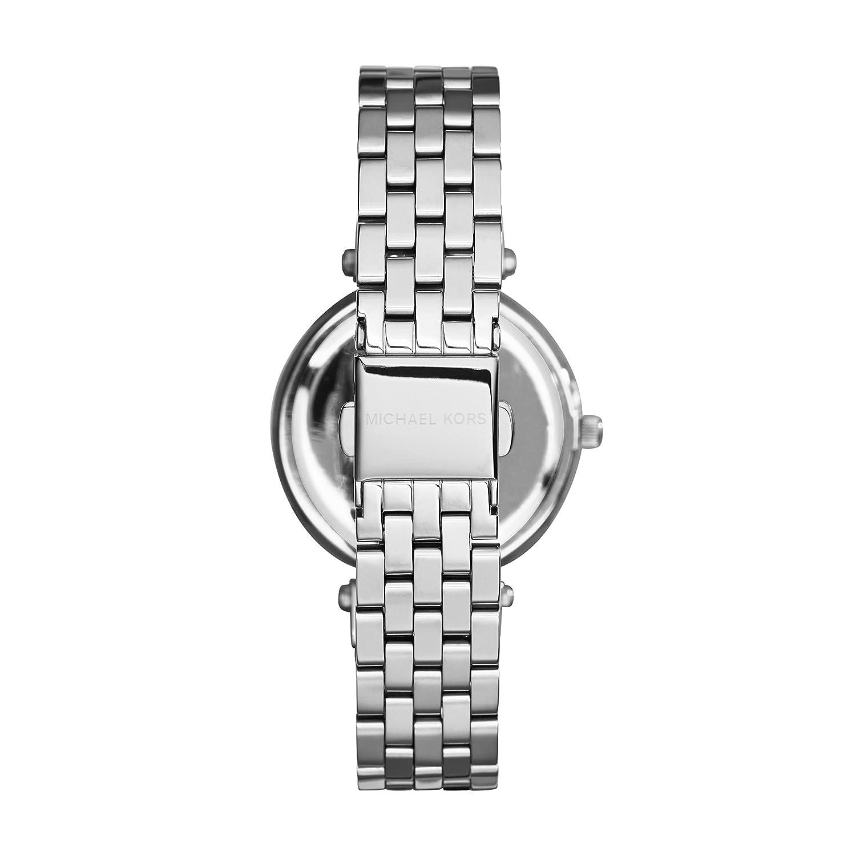 Correa Acero Para Mujer Inoxidable Mk3364 Con Cuarzo Michael Reloj Analogico En Kors De UGjLVqSMpz