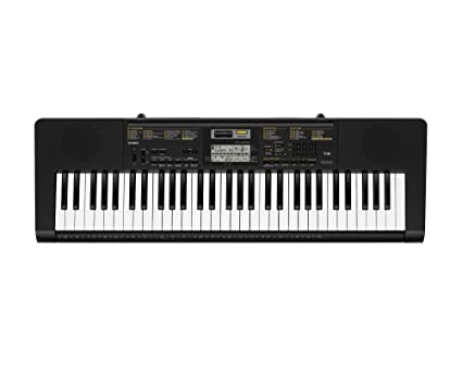 amazon com casio ctk2400 61 key portable keyboard with usb rh amazon com Casio Musical Keyboards Casio Organ Keyboard