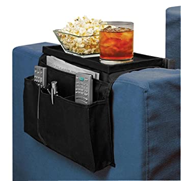 Armchair Caddycouch Caddy Arm Rest Organiser Tv Remote Control