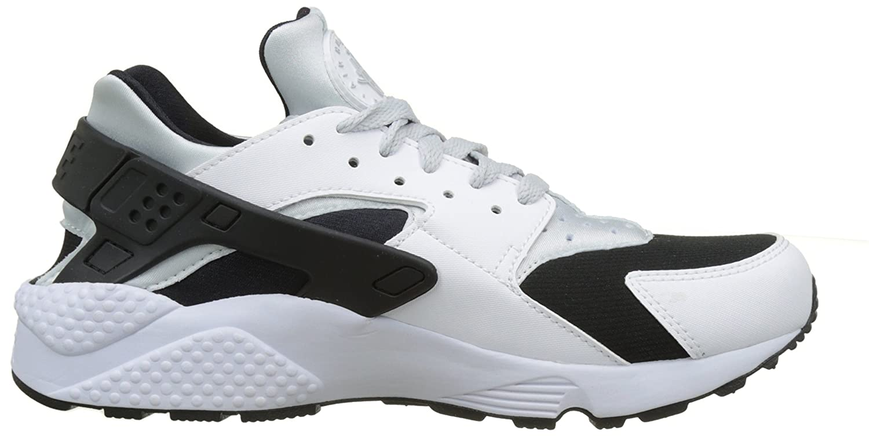 Nike Hurache D'air, Zapatillas Hombre, Blanco (blanc / Platine Pur / Platine Pur / Noir), 43 Eu