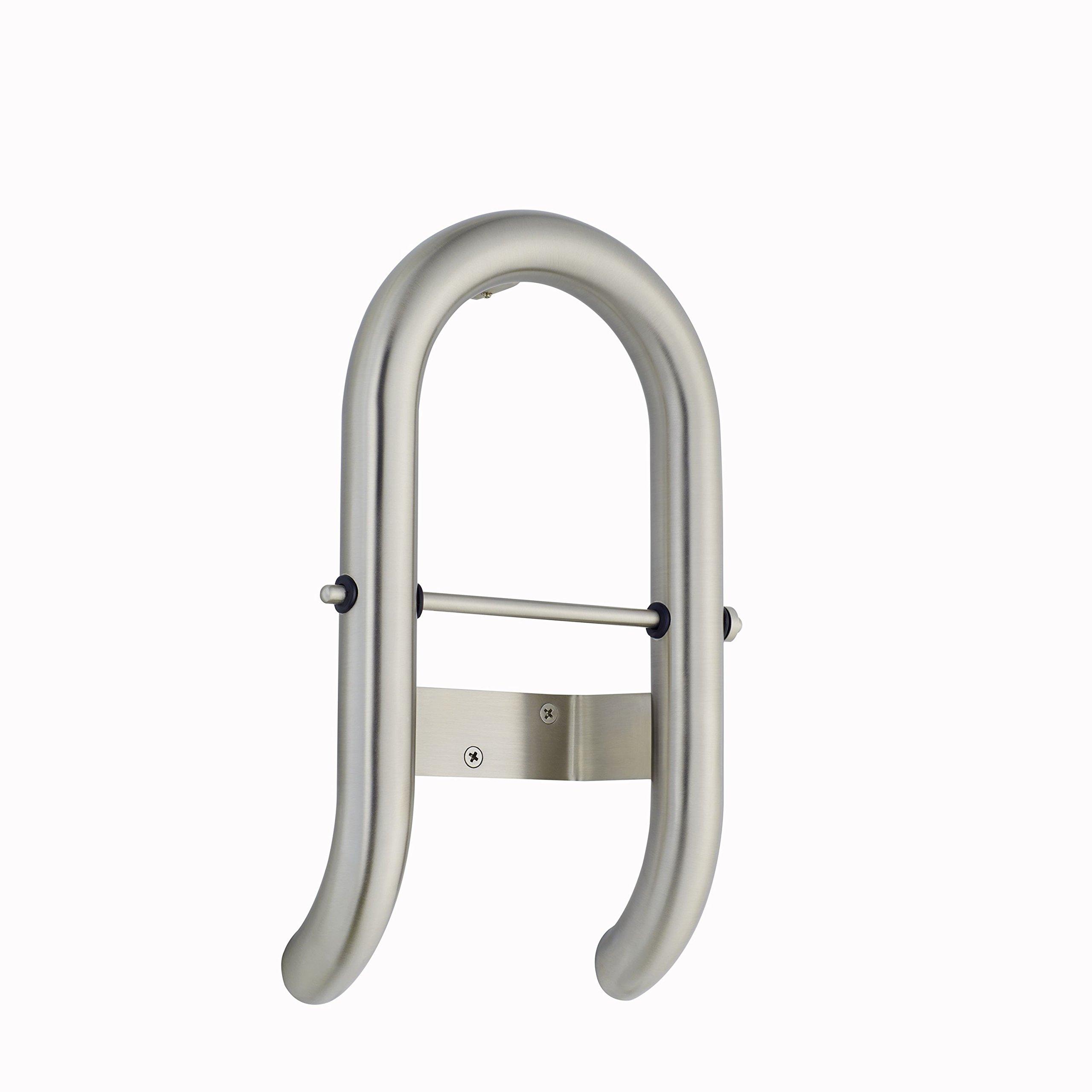 American Standard 8714.100.295 Invisia Toilet Roll Holder, Satin