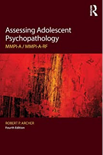 Amazon mmpi a assessing adolescent psychopathology assessing adolescent psychopathology mmpi a mmpi a rf fourth edition fandeluxe Images