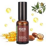 Skymore Olio marocchino Argan naturale, olio di glicerina pressato a freddo, crescita dei capelli, riparazione del trattamento nutriente, condizionatore profondo, miglior grado terapeutico, tutti i ti