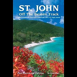 St. John Off the Beaten Track - Post Hurricane