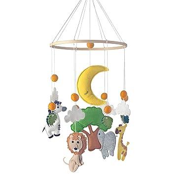 Amazon.com: Baby Crib Mobile, Music Box Player Includes 35 ...