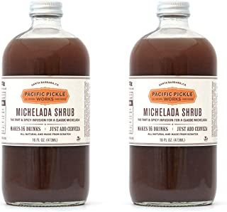product image for Michelada Shrub (2-pack) - Tart & spicy beer mixer 16oz