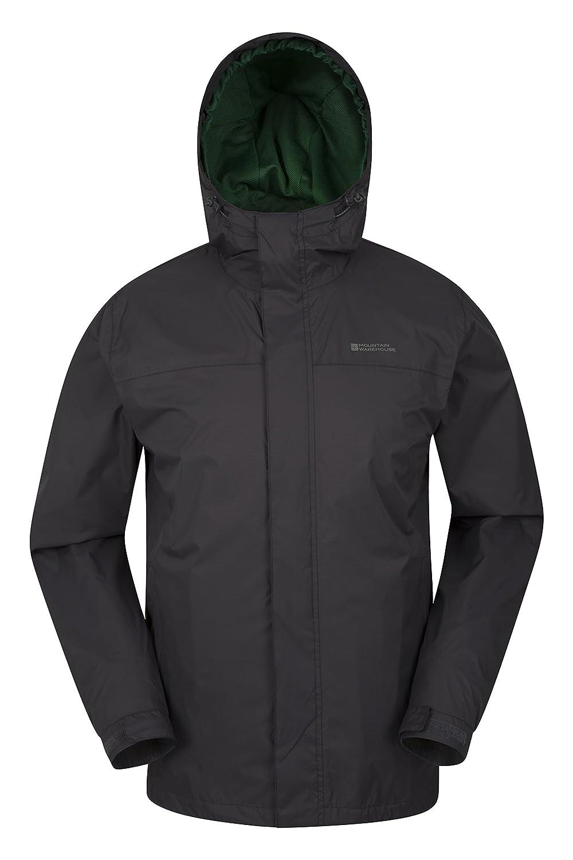 Mountain Warehouse Torrent Mens Jacket - Waterproof Rain Coat