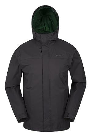 82b9d8208e Mountain Warehouse Torrent Mens Jacket - Waterproof Rain Coat ...