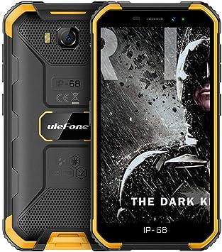Teléfono económico irrompible Ulefone Armor X6, teléfono inteligente Android resistente a IP68 9.0, tarjeta SIM dual, 2 GB + 16 GB, 5MP + 8MP, batería de 4000 mAh ...