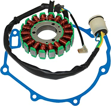 New Stator Coil For 2000-2006 Honda Rancher TRX350FM ATV