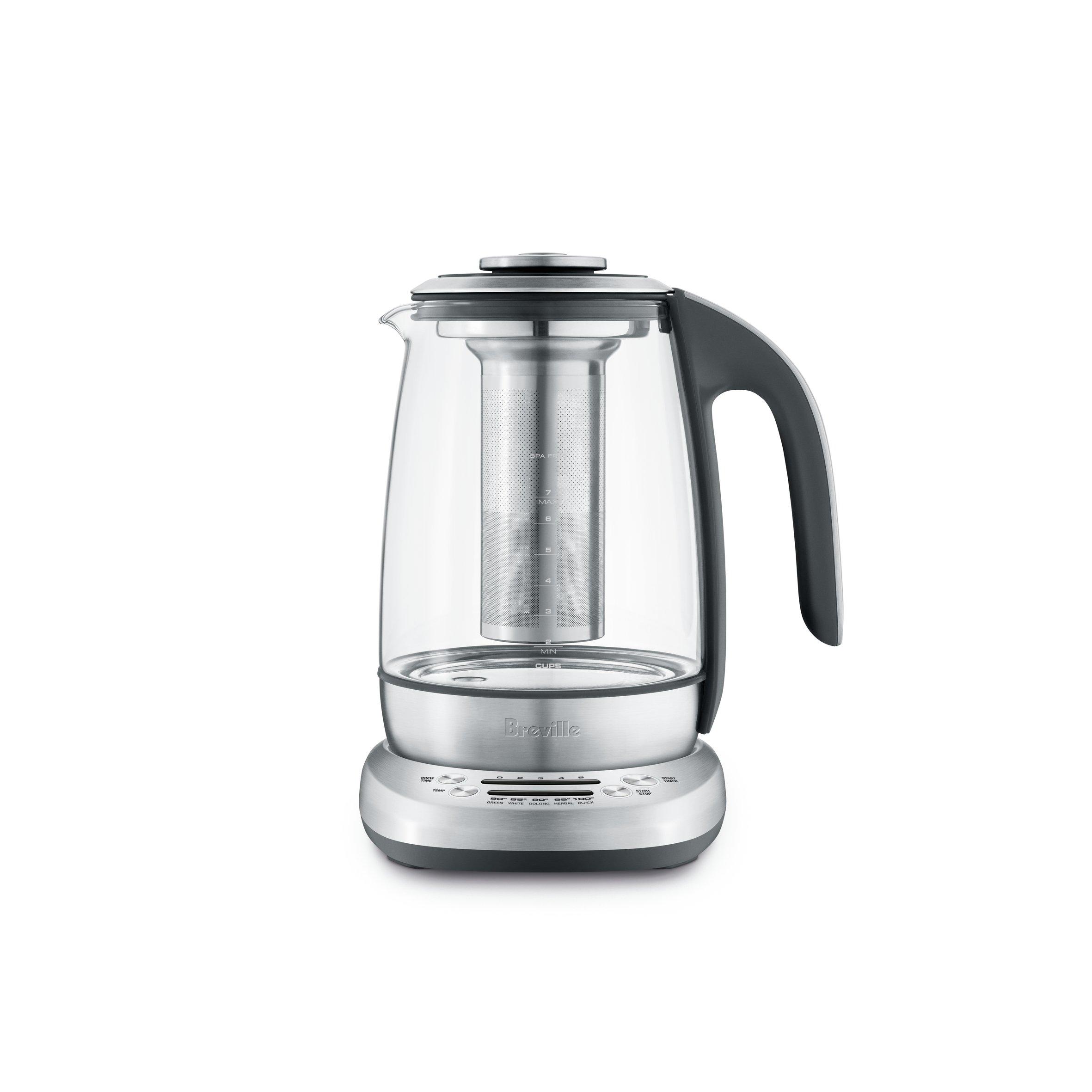 Breville BTM600 Smart Programmable Electric Tea Infuser by Breville