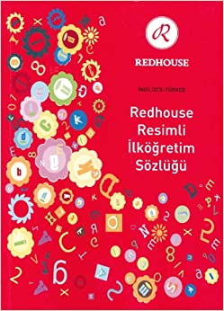Redhouse Visual English-Turkish Dictionary for Schools and Children