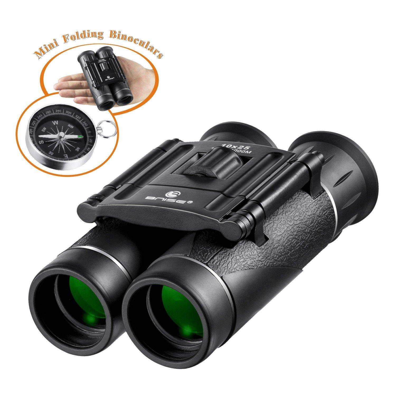 Prism/áticos 10x42 Profesionales con Adaptador para Tr/ípode HD Prisma Bak4 de Techo para Observaci/ón de Aves de Dehlzer Impermeable Visitas Tur/ísticas Viajes