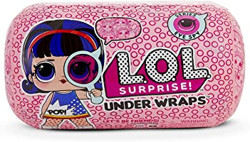 L.O.L. Surprise Decoder Doll