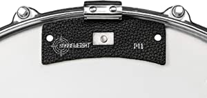 SNAREWEIGHT M1b Black Drum Tone Control Damper Dampener, the ORIGINAL, Made in USA