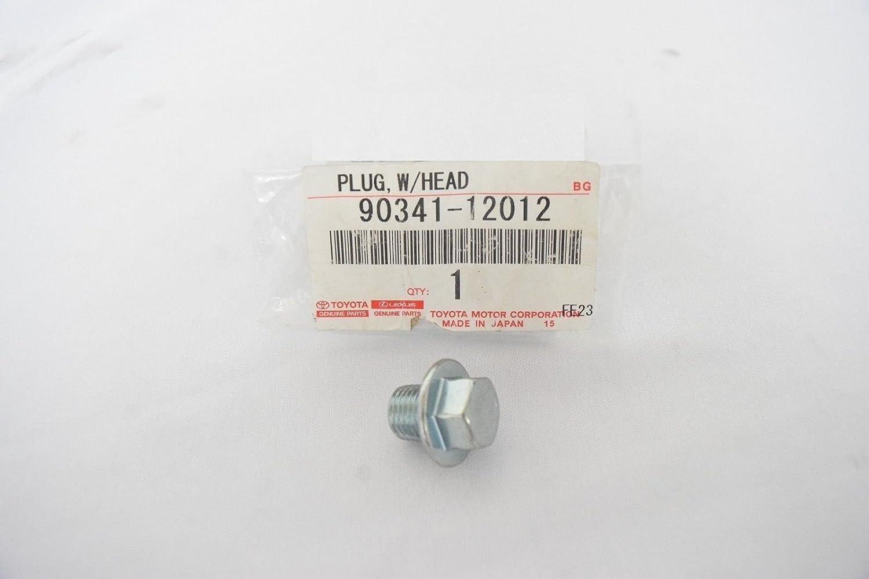 Toyota 90341-12012, Engine Oil Drain Plug