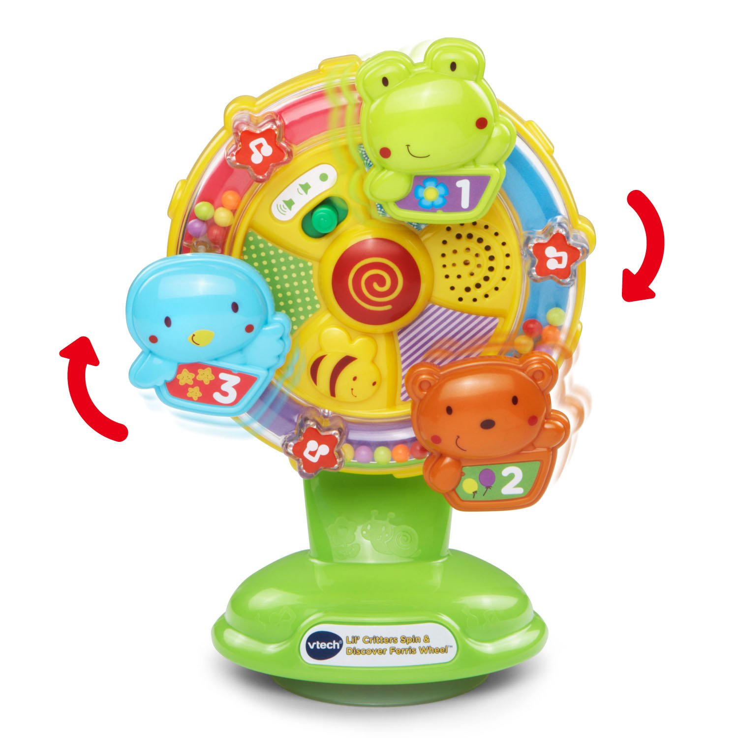 Amazon VTech Baby Lil Critters Spin and Discover Ferris