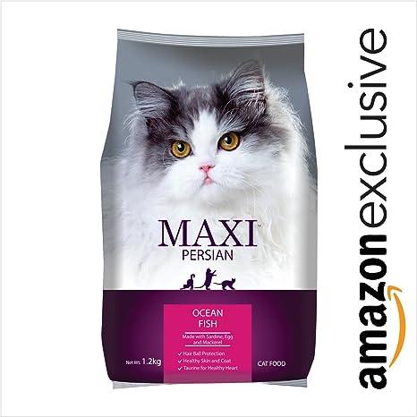 Buy Maxi Persian Ocean Fish Cat Food 12 Kg Buy 1 Get 1 Free