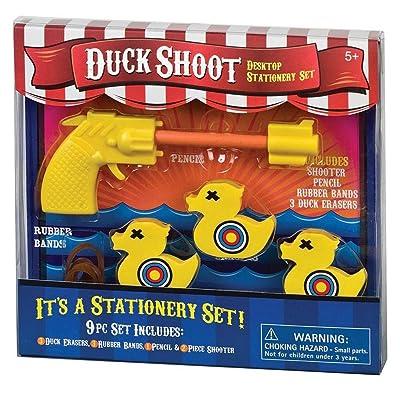 Westminster Duck Shoot Desktop Stationary Set: Toys & Games
