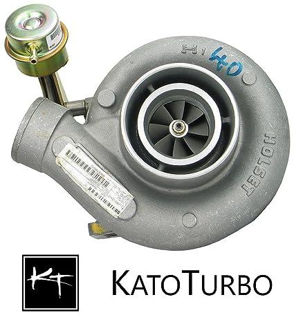 Amazon.com: Cummins 6BT Komatsu WA300 Wheel Loader S6D102 3536977 New OEM Holset HX35W Turbo: Automotive