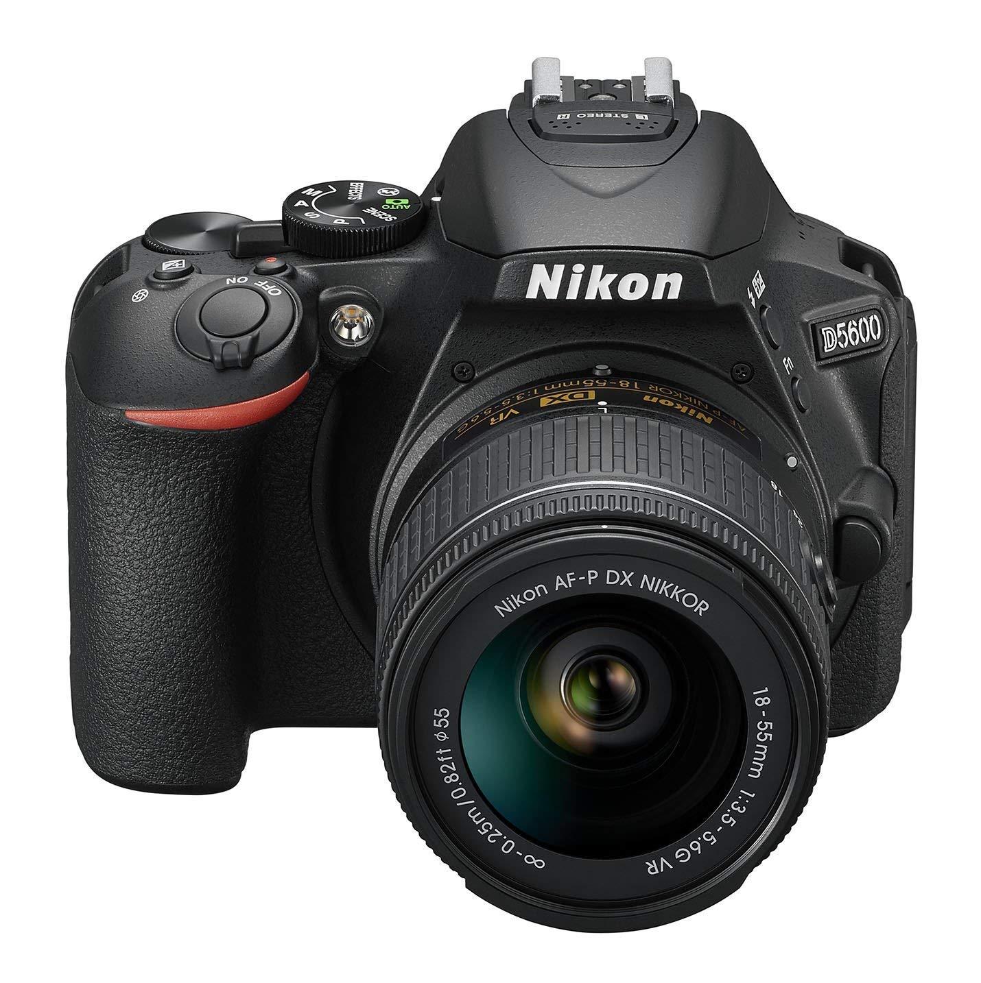 Nikon D5600 AF-P 18-55mm